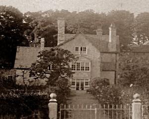 Plas Uchaf in 1914