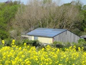 Flintshire PV panels 2012