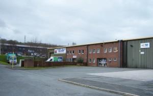 Kinmel Park industrial units