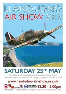 Llandudno Air Show 25th May 2013