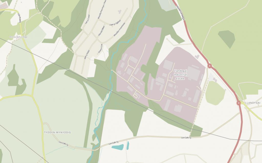 Llandegai Industrial Estate