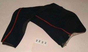 2222   Officer's Riding Breeches