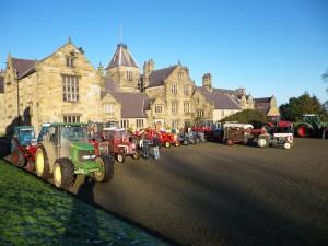 Mostyn tractors -