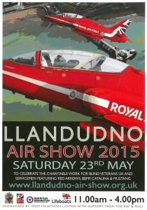 Air Show leaflet A5 - 2015
