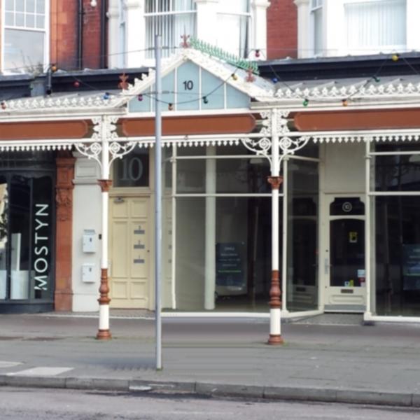 AVAILABLE NOW – Retail Premises, Llandudno town centre – £17,500 p.a.x.