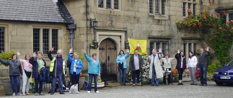 Flintshire Urdd at Mostyn Hall
