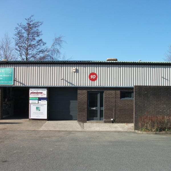 Unit 10, Llandygai Industrial Estate, Bangor (NOW LET)