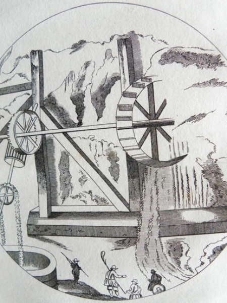 The development of the Mostyn Colliery (17th Century)