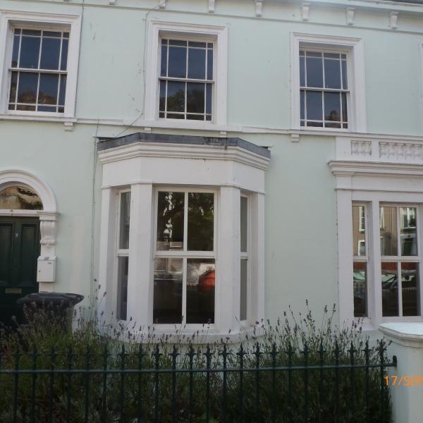 1 bed flat, Ground Floor, 2 Tudno Street, Llandudno – £395pcm (NOW LET)