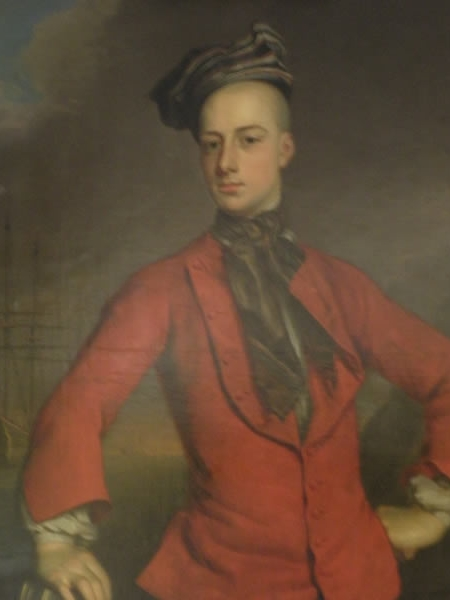 Savage Mostyn and the Navy Uniform (1713-1757)