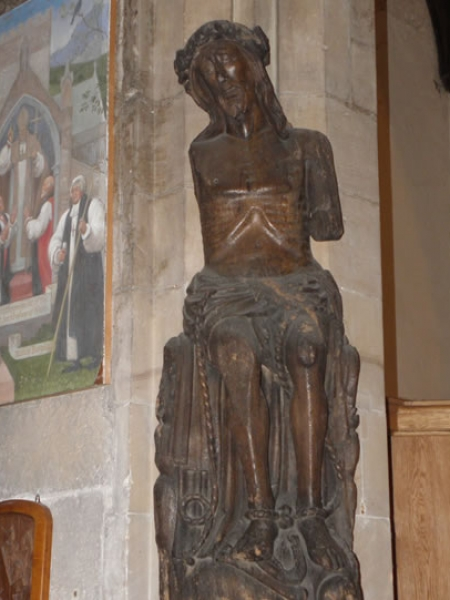 The Mostyn Christ (c.1450)