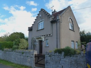 Ty Newydd - before render removed
