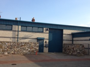 Light industrial / distribution unit to rent soon in Llandudno