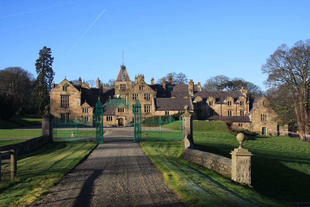 Mostyn Hall Opening To The Public For The First Time Ever
