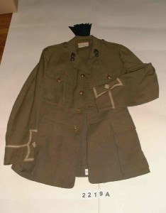 2219a Pre‐1915 pattern 2nd Lieutenant jacket