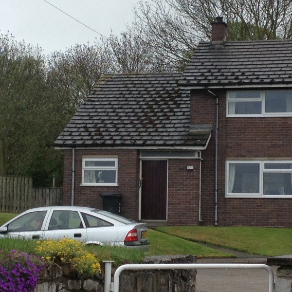 3-bed semi det. house, Tre‐Mostyn in Flintshire – £550pcm (NOW LET)