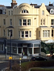 1 Mostyn Broadway, Llandudno (NOW LET)