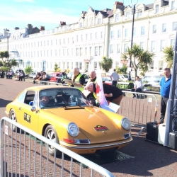 The Three Castles Welsh Classic Trial returns to Llandudno for 2015
