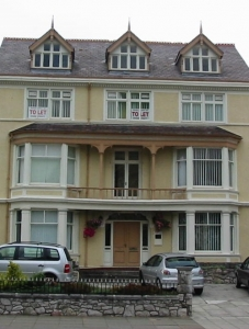 Office suite, central Llandudno – £8,000 p.a.x. (NOW LET)