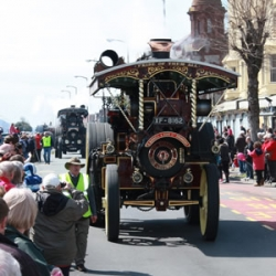 Llandudno Extravaganza and Transport Festival support
