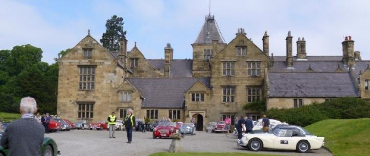 Three Castles Welsh Classic Trial visits Llandudno and Mostyn Hall