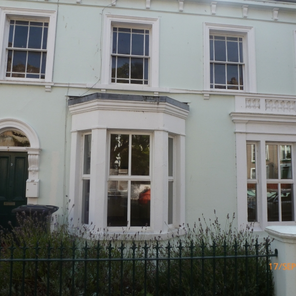 1 bed flat, Ground Floor, 2 Tudno Street, Llandudno – £395pcm (NOW LET)