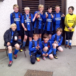 Soccer success for local team