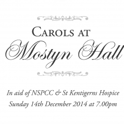 Christmas Carol Concert raises money for charities