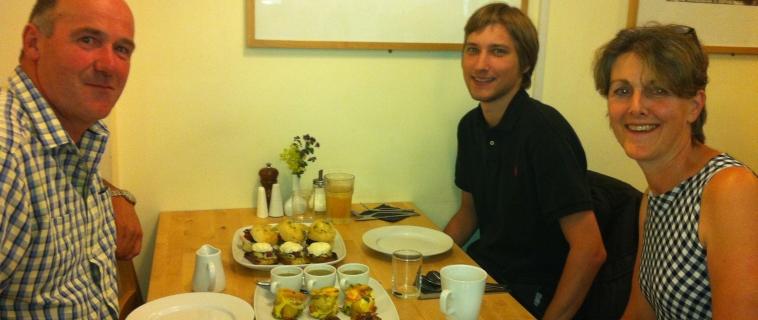 Continental Cuisine Creates a Stir