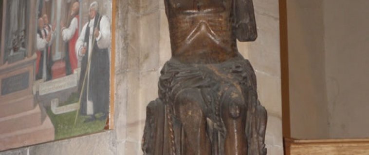The Mostyn Christ (c.1450)