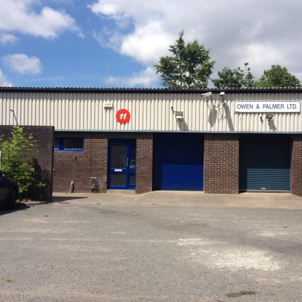 Unit 11, Llandegai Industrial Estate, Bangor (NOW LET)