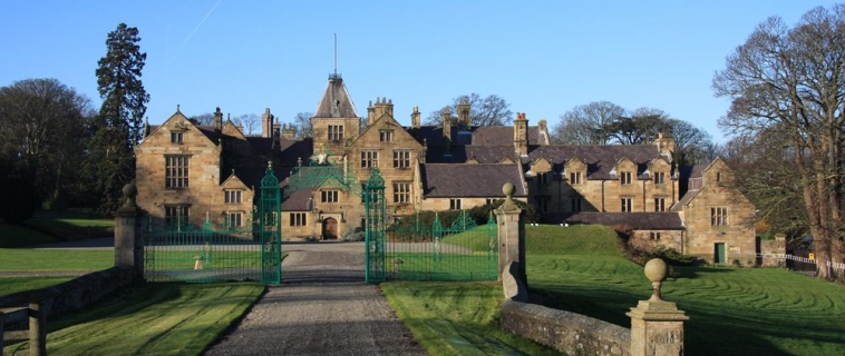 Mostyn Hall Opening Dates 2019