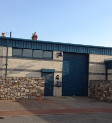 Light industrial unit, Llandudno – £14,800 pax (NOW LET)