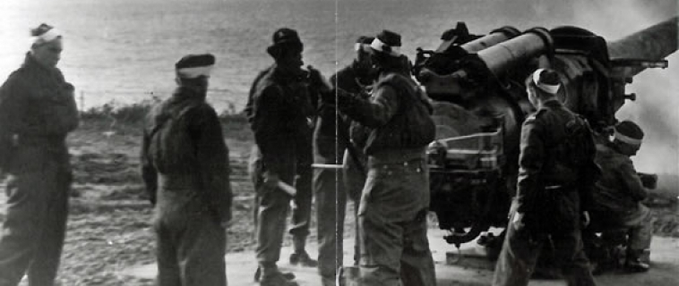 Llandudno and the Royal Artillery's Coast Artillery School