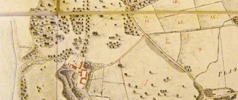 Building the Mostyn Estate (c.1328-1355)